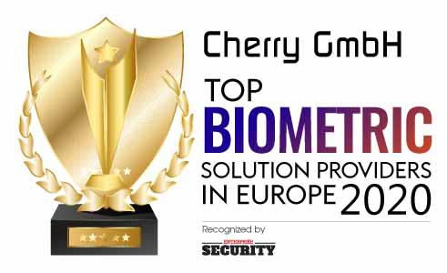 Top 10 Biometric Solution Companies in Europe - 2020