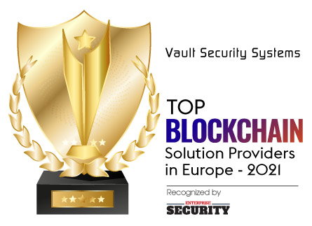 Top 10 Blockchain Solution Companies in Europe - 2021