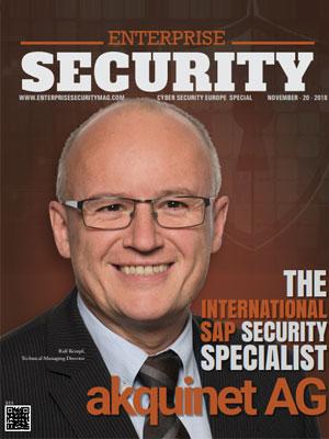 akquinet AG: The International SAP Security Specialist
